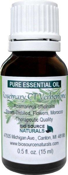 Rosemary Pure Essential Oil -  Verbenone CT - Morocco