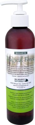 Magical Forest Massage Oil 8 fl oz (227 ml)
