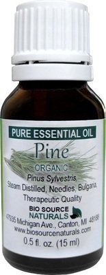 Scots Pine Pure Essential Oil -  Organic, Bulgaria - with Analysis Report