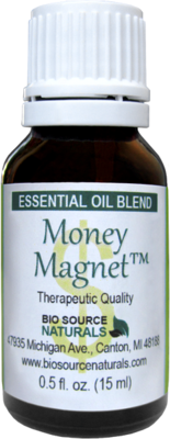 Money Magnet Essential Oil Blend