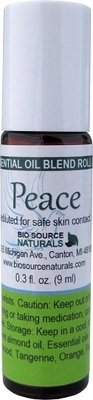 Peace Essential Oil Blend - 0.3 fl oz (9 ml) Roll On