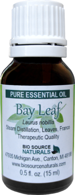 Bay Leaf (Sweet) Pure Essential Oil