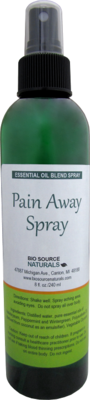 Pain Away Spray 8 fl oz (227 ml)