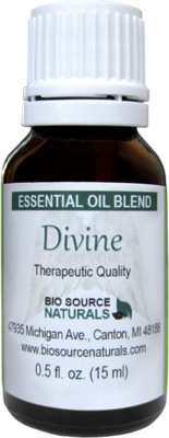 Divine Essential Oil Blend