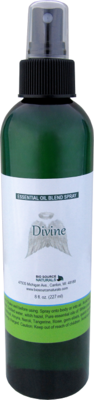 Divine Essential Oil Blend - 8 fl oz (227 ml) Spray