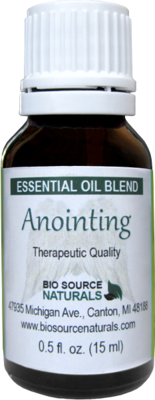 Anointing Essential Oil Blend