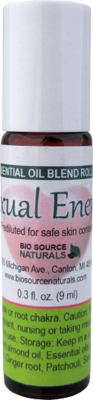 Sexual Energy Oil Blend - 0.3 fl oz (9 ml) Roll On