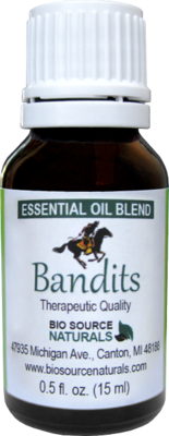 Bandits Essential Oil Blend