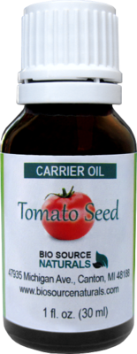 Tomato Seed Carrier Oil - 1 fl oz (30 ml)