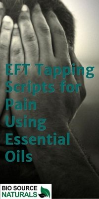 FREE EFT (Emotional Freedom Techniques) Tapping Scripts for Pain  - EOTT™