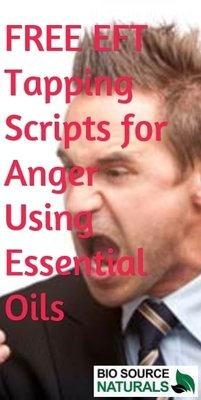 FREE EFT (Emotional Freedom Techniques) Tapping Scripts - Anger - EOTT™