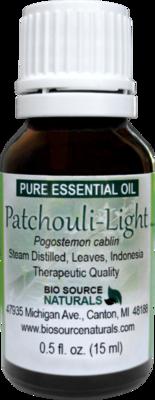 Patchouli, Light Pure Essential Oil