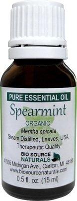 Spearmint Organic Pure Essential Oil