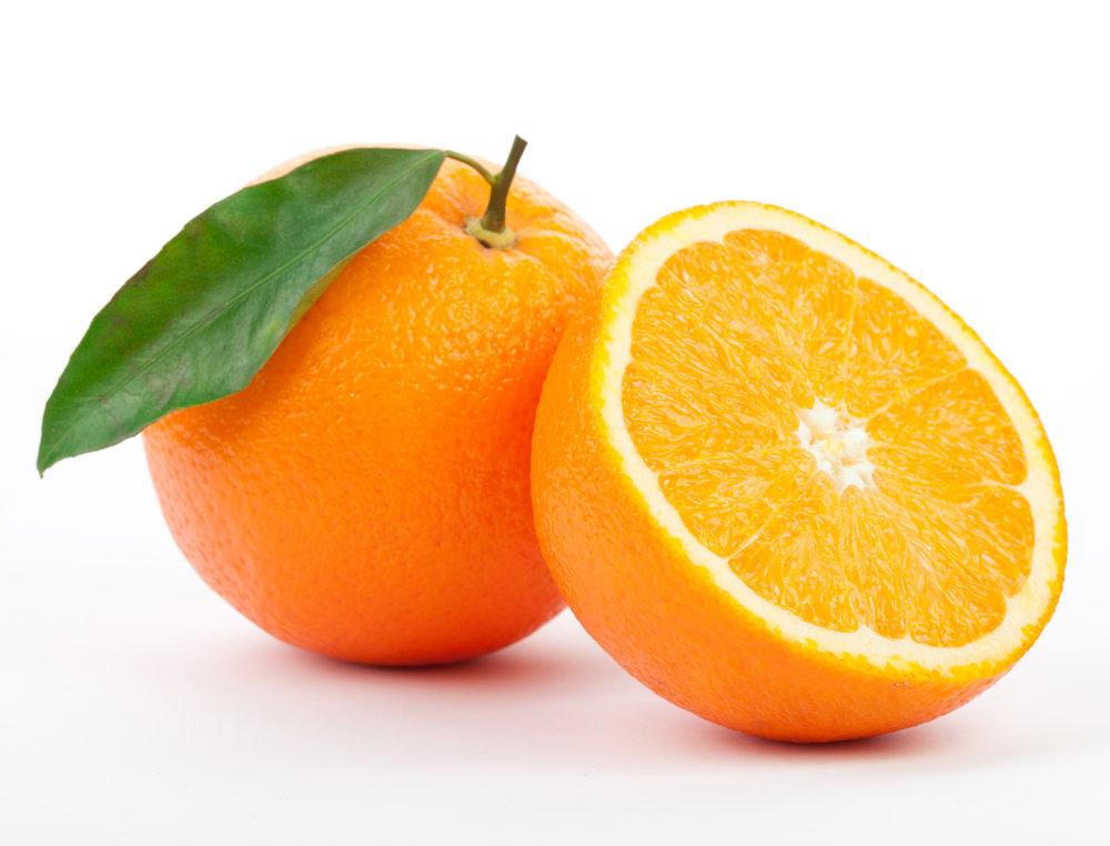 Orange, Sweet 5X Pure Essential Oil Analysis Report