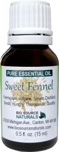 Fennel, Sweet Pure Essential Oil - Hungary - with Analysis Report