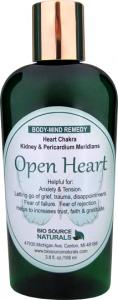 Open Heart Body-Mind Lotion 3.8 fl oz (112 ml)