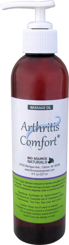 Arthritis Comfort Massage Oil 8 fl oz (227 ml)