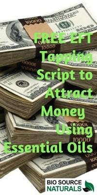 FREE Tapping Scripts - EFT & Abundance/Money - EOTT™