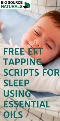 FREE EFT (Emotional Freedom Techniques) Tapping Scripts for Sleep  - EOTT™