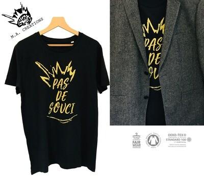 T-shirt Coton Bio - #pasdesouci