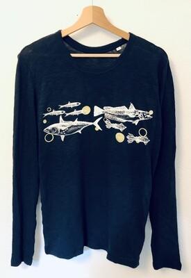 T-shirt manches longues en Coton Bio #frituredujourbonjour