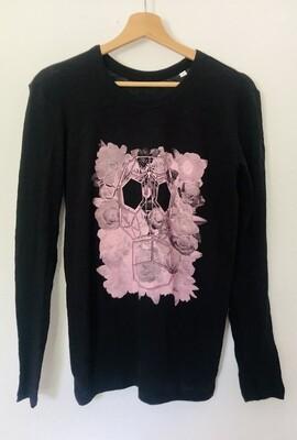 T-shirt manches longues en Coton Bio #leparfum