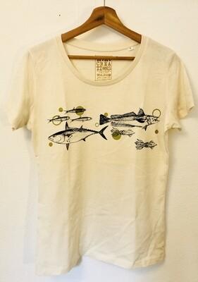 T-shirt Coton Bio - #frituredujourbonjour