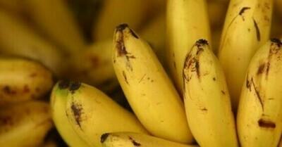 Plátano maduro (500gr)(outlet)