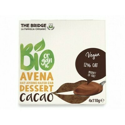 Cremoso Avea e chocolate - the bridge (4x110 gr)