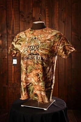 Wyoming Raised Tshirts