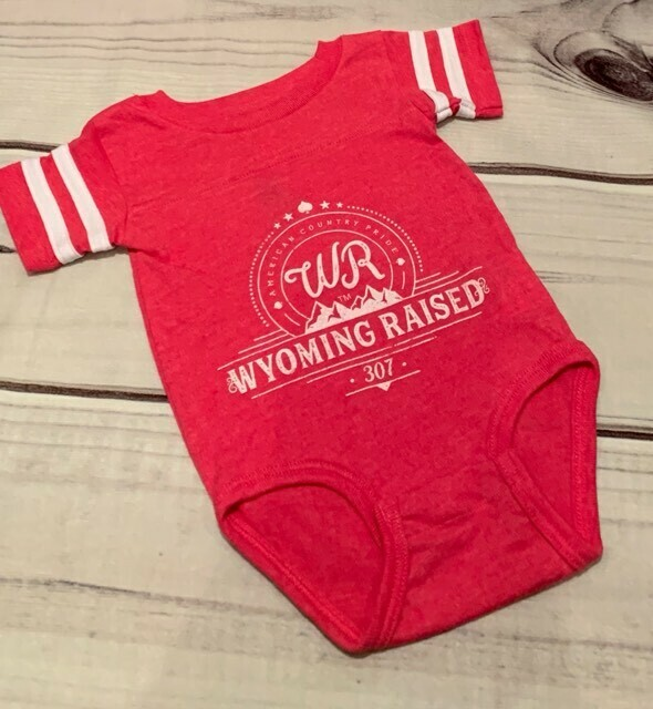 WR Onesies Hot Pink