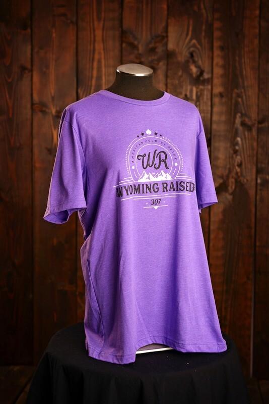 WR Purple Tshirt