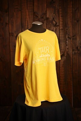 WR YELLOW Tshirt