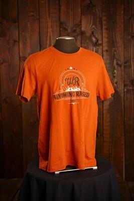 WR Burnt Orange Tshirt