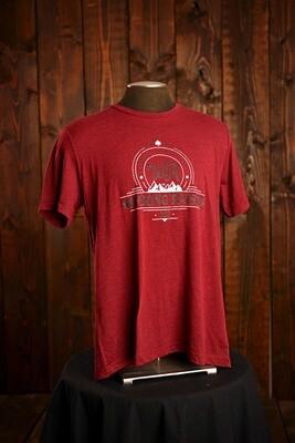 WR Burgundy Tshirt