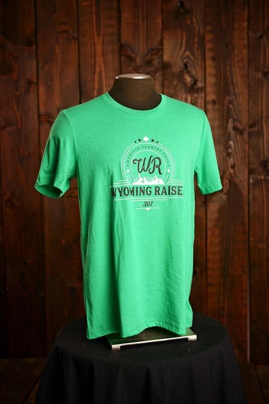 WR Green Tshirt