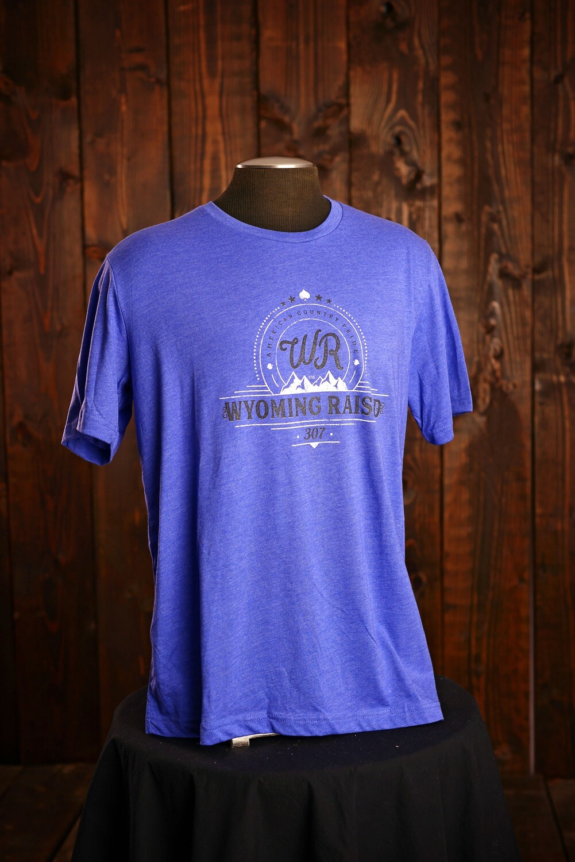 WR Violet Tshirt