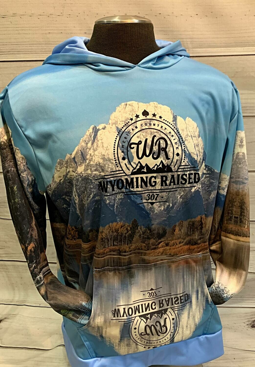 Full Color Sublimation Hoodie
