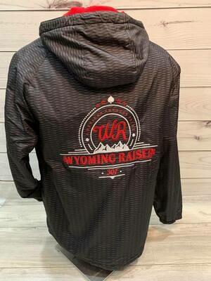 WR Jacket Black/ Red