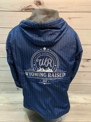 WR Jacket Blue Gray