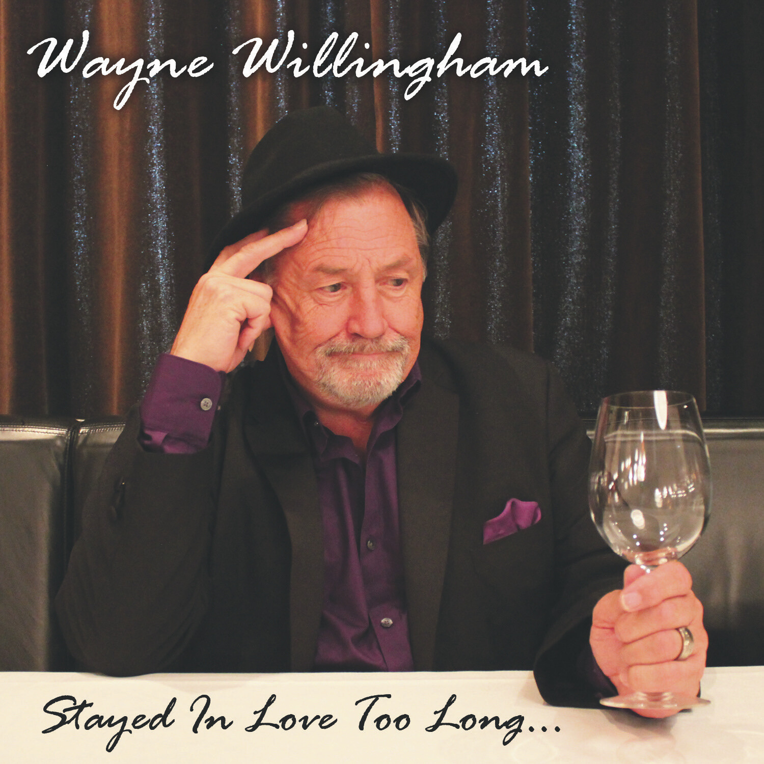 Stayed In Love Too Long CD