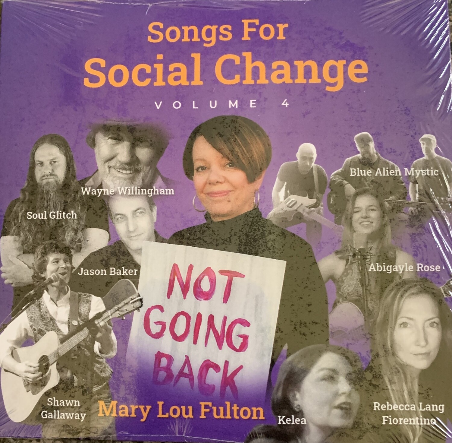 Songs for Social Change Vol. 4