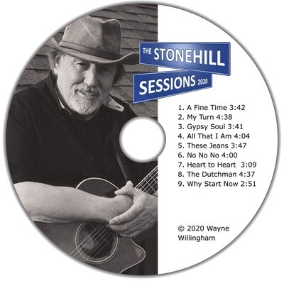 Stonehill Sessions CD