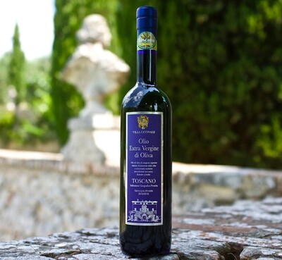 Extra virgin olive oil - 1 case of 6 bottles