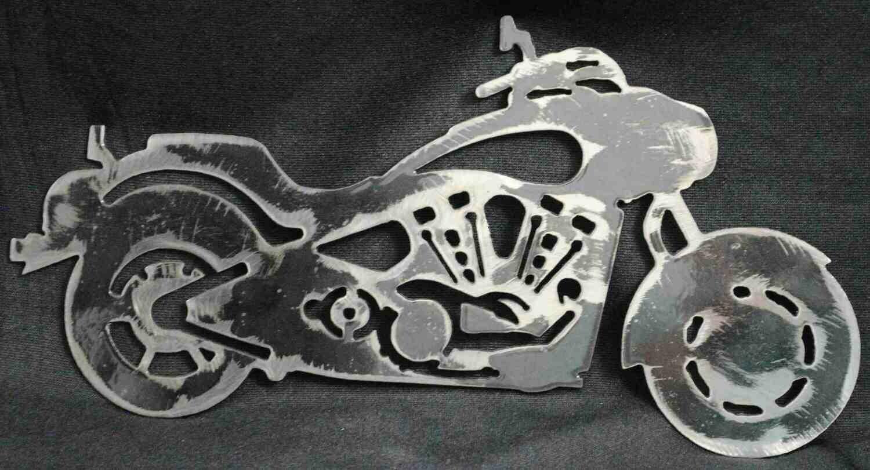 1936 Daytona Racer 12″ Metal Wall Art Decor