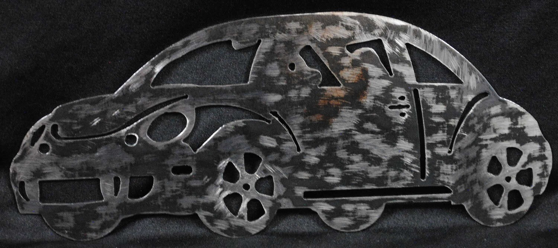 2011 Volts Wagon Bug 12″, Wall Art Decor