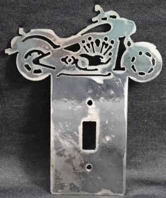 1936 Daytona Light Switch Cover Plate