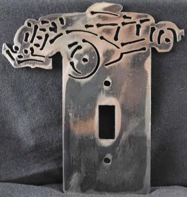 1935 Auburn Cord Light Switch Cover Plate