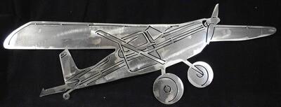 Cessna Metal Wall Art Decor