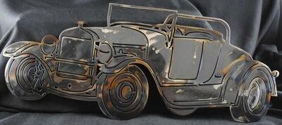 1927 Ford Model T Roadster 16″, Wall Art Decor